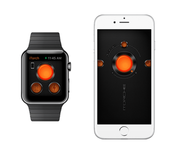 iTorch Apple Watch mobile app Guarana