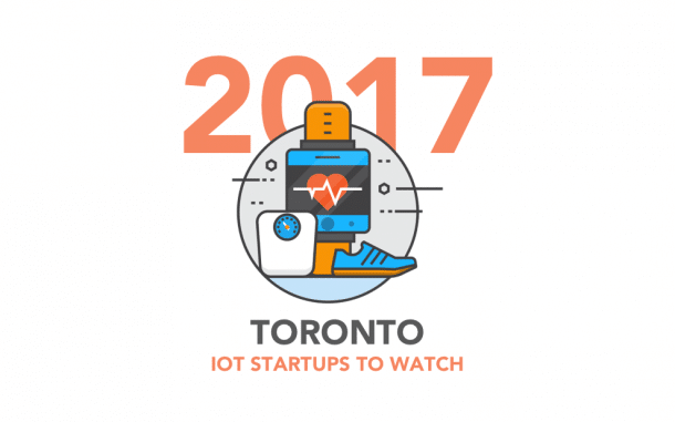 IOT Internet of things app development for startups in Toronto